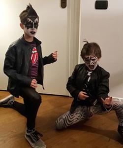 SOS Ordine - maschera halloween