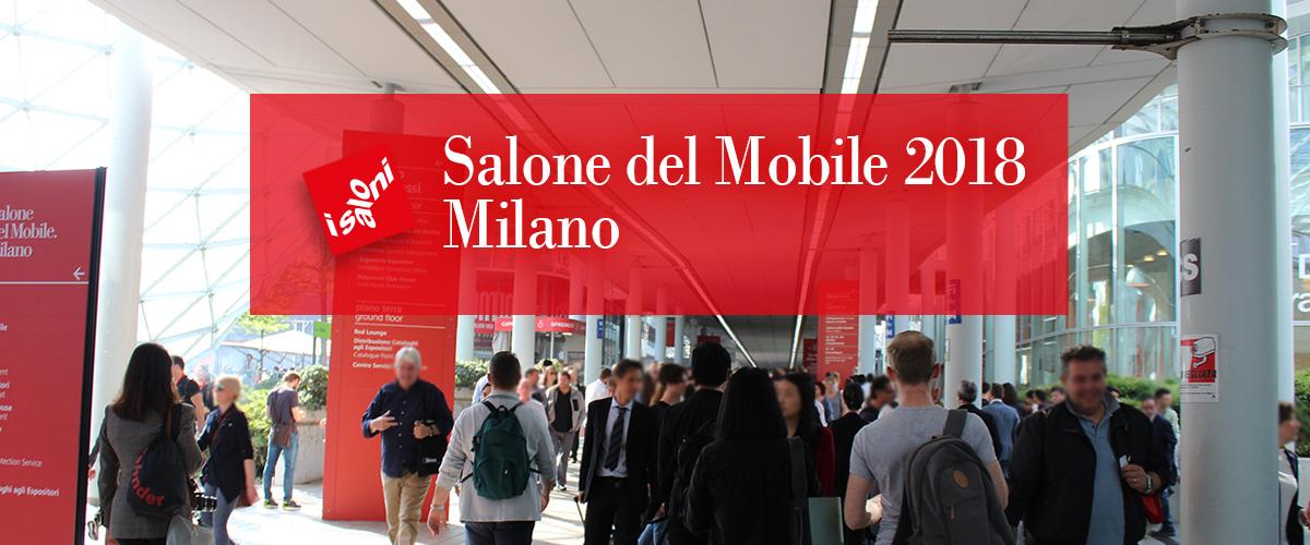 Salone del Mobile Milano 2018 - SOS ordine